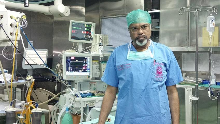 Dr Mohan Abraham