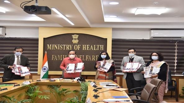 dr harsh vardhan releases longitudinal ageing study of india