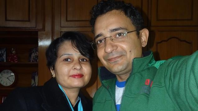 i am trying to shake the system to save my wife