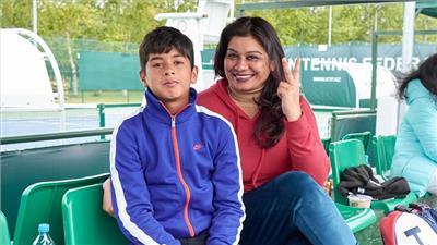Raising a sporting superstar